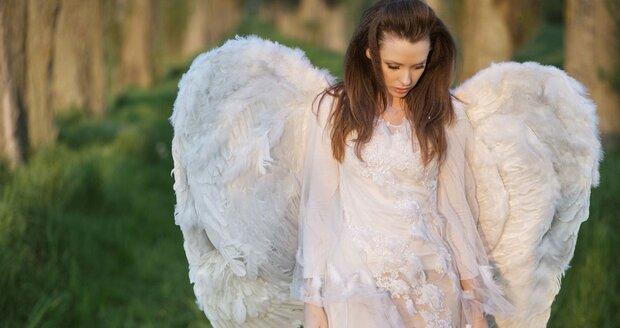 Neodmítejte pomoc andělů...