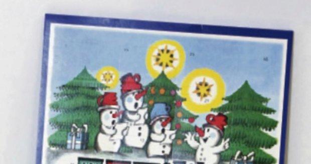Wissa Adventní kalendář