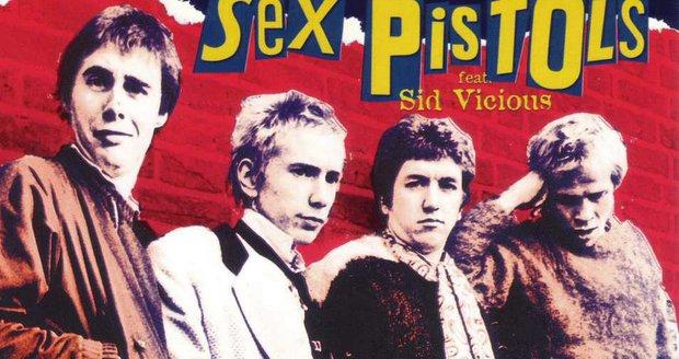SEX PISTOLS - sbírka legendární punkové kapely bude zničena.