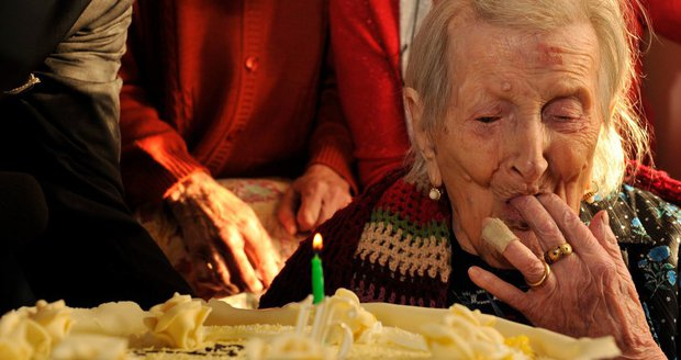 Emma Morano je jediná žijící osoba, která se narodila v 19. století