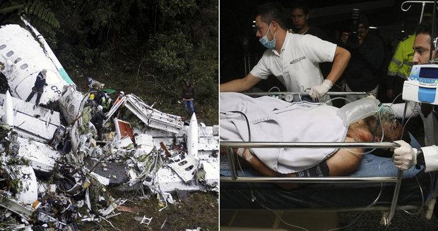 Tragický pád letadla v Kolumbii ONLINE: Našli už černé skříňky