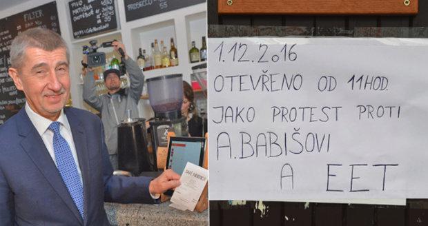 EET ONLINE: Tři miliony účtenek za den. Ale i dražší jídlo, pivo a protesty