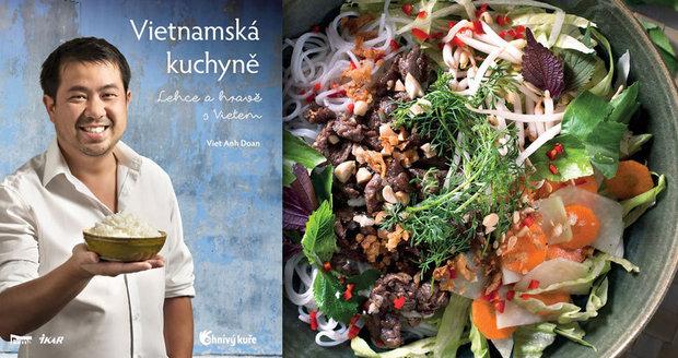 Recenze: Vietnamský kuchařský příspěvek ke sbližování s Čechy