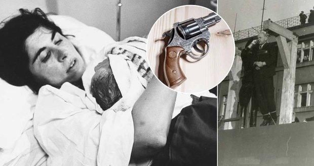 Tisíce sebevražd, porody i popravy: Jak Češi umírali před 100 lety?