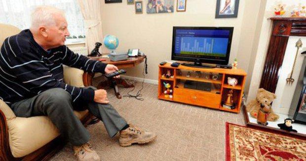 Dlouhé vysedávání u televize? Hrozí smrtelné krevní sraženiny, varují vědci