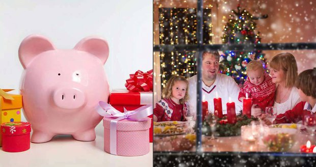 Co koupit někoho, koho chodíš na Vánoce