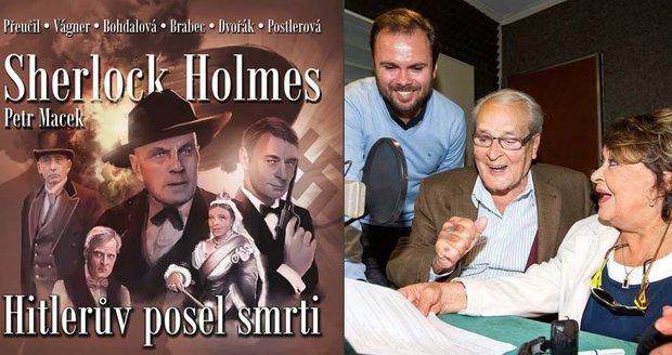 Sherlock Holmes ani v tomto století neztrácí šmrnc