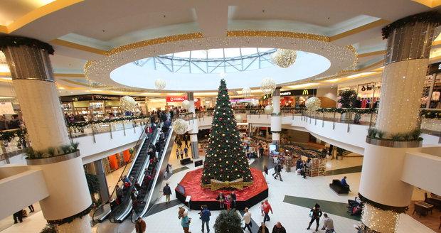 550fa886444 Vánoční horečka vrcholí  Češi vzali obchody útokem