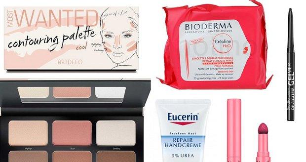Jak obstály kosmetické novinky po prvním vyzkoušení?
