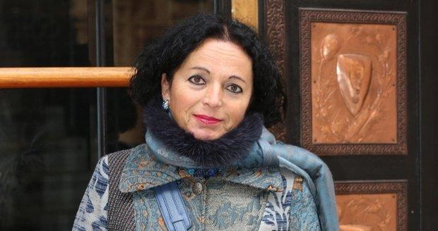 Rodačka z Teplic Vida Neuwirthová se proslavila rolí princezny Bosany v pohádce Tři veteráni.