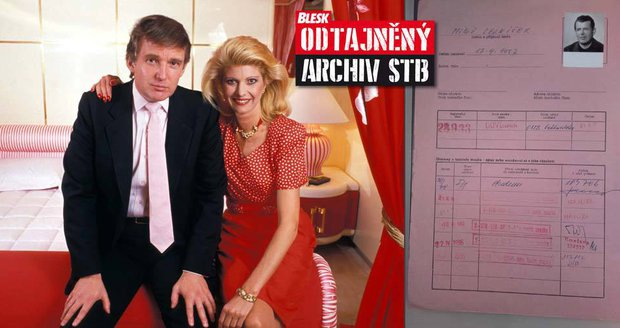 Odtajněný archiv StB: Trump 30 let neplatil daně! Estébáci věděli, proč…