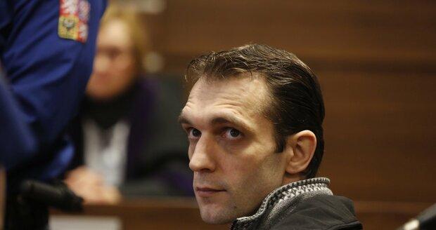 David V. byl odsouzen na doživotí za vraždu tří taxikářů v Praze