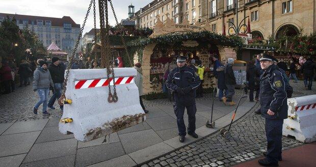 V Drážďanech zpřísňují bezpečnostní opatření