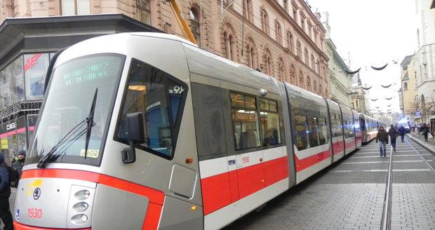Brno svůj vozový park hodně modernizuje, nedávno představilo dlouhou řadu nových tramvají.