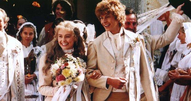 1994 – Princezna ze mlejna: Radek Valenta a Andrea Černá jako Jindřich a Eliška