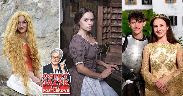 Podle Jany Postlerové mohly být pohádky i princezny lepší.