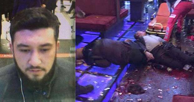 Tohle je údajný řezník z tureckého klubu. Masakr prý spáchal jménem ISIS