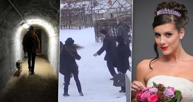 V lednu otevřou kryt Folimanka, lidé budou po Praze bláznivě chodit a chystají se i Svatební dny.