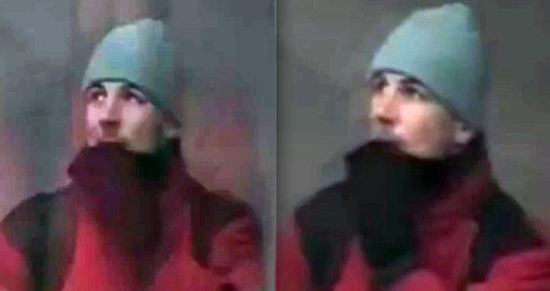 Muž v Olomouci ukradl peníze z vánoční charitativní sbírky: Poznáte zloděje na videu?