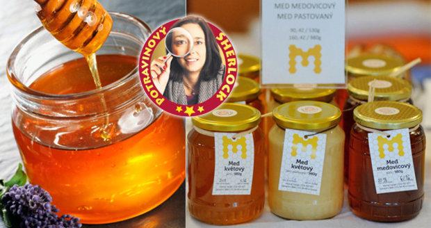 Podle statistiky Státní zemědělské potravinářské inspekce loni nevyhověla bezmála polovina medů.