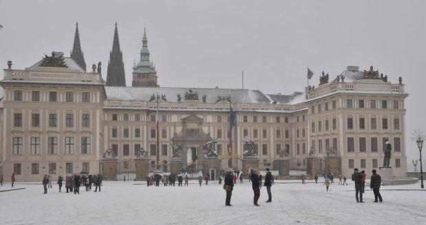 Pražský hrad se dočká letos oprav.