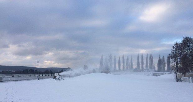 SkiPark Chuchle začíná novou sezonu.