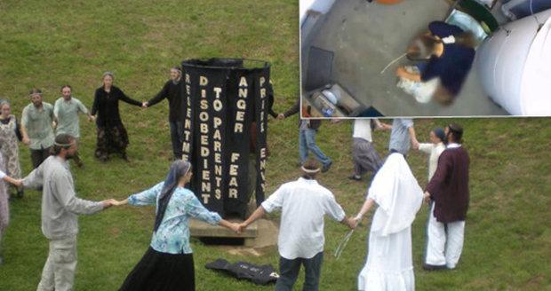 Náboženská komunita Dvanáct kmenů: V Německu týrali děti! Teď přišli k nám...