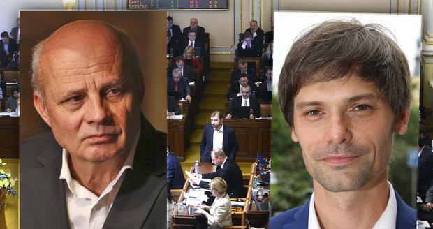 Horáček a spol. budou sbírat na prezidentské petice i čísla občanek nebo pasů