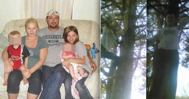 Školačka (†12) se oběsila v přímém přenosu: Otčím ji bil a zneužíval, matka ho kryla