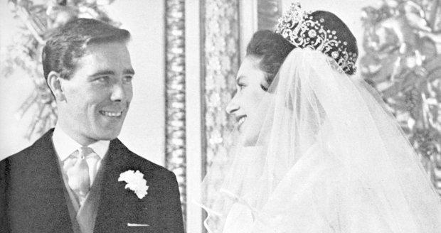 Britská královská rodina truchlí: Zemřel exmanžel princezny Margaret