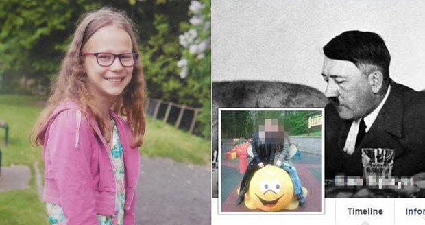 Celé Česko hledá Míšu (12), ale matka odmítá pomoc médií. Lidé nechápou, proč má na profilu Hitlera