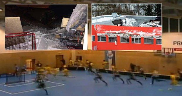 V České Třebové uteklo 80 lidí smrti. Hejtman řešil demolici haly za 58 milionů