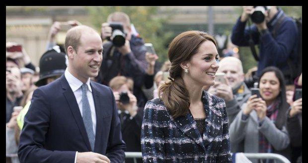 Módní ikona vévodkyně Kate: Inspirujte se zimními kabáty!
