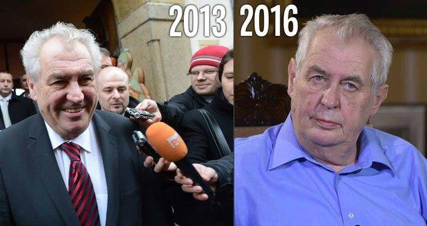 Češi před 4 lety poslali Zemana na Hrad. Bude kandidovat znovu?