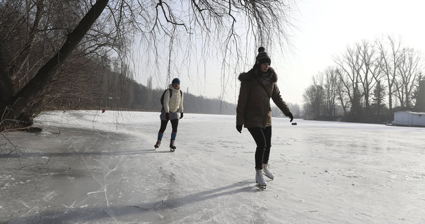 Pozor, teploty spadnou hluboko pod nulu