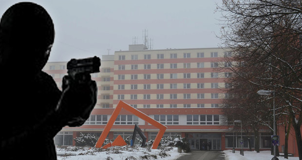 Drsná šikana na internátě v Brně: Student vytáhl na prvňáka zbraň a stiskl spoušť!