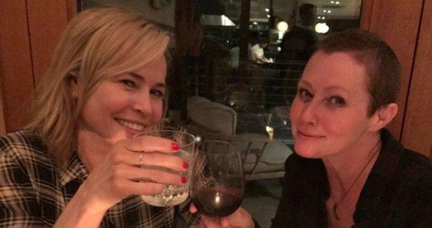 Shannen Doherty (45): Jak s ní jde čas?