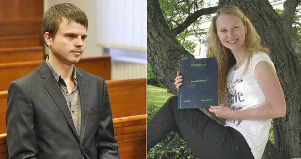 Brutální vražda Katky O. (†24) v arboretu: Šafránek nenašel zastání u Ústavního soudu