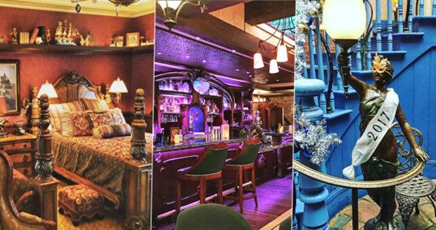 Walt Disney založil v Disneylandu tajný VIP club: Podívejte se, kam mají přístup jen největší hvězdy.