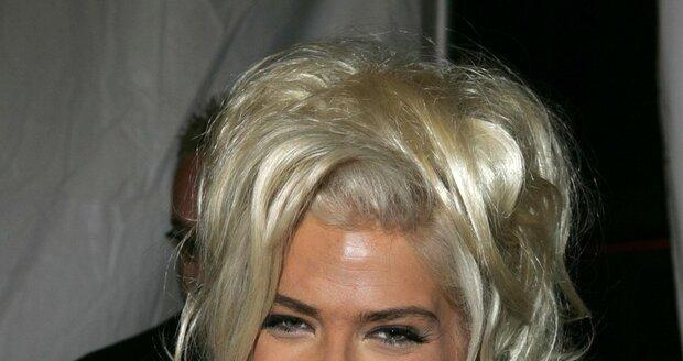 Anna Nicole Smith v dobách své největší slávy
