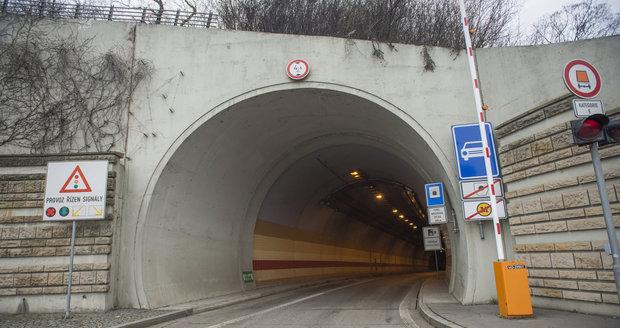 Tunel Mrázovka