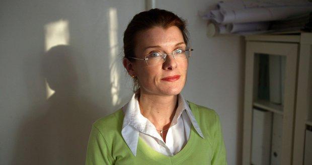 Psychosomatička Jarmila Klímová