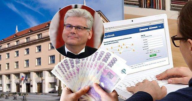 Práce snů pro ministra Ludvíka: Pište mu Facebook a Twitter za 250 tisíc měsíčně