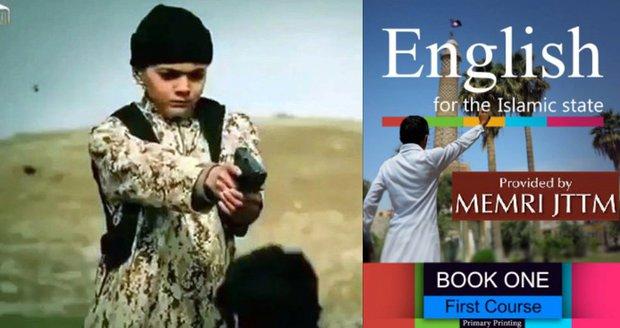 ISIS vymývá dětem mozky speciální angličtinou. Učí je jen násilná slova