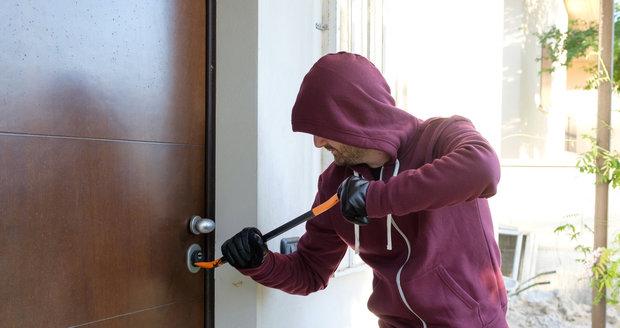 Dveře, vložky a zárubně. Když jsou kvalitní, odolají i hrubé síle.
