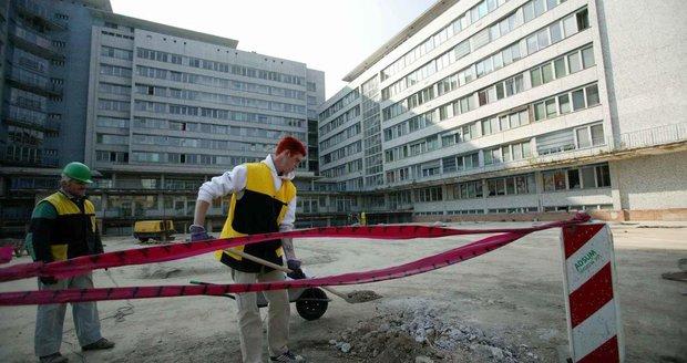 """V Malešicích vyroste nemocnice """"na zelené louce"""": Vyjde na více než miliardu"""