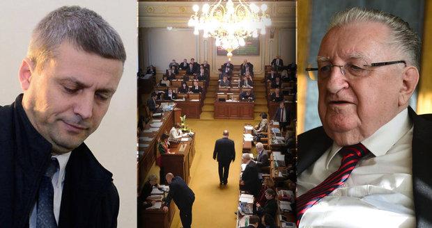 Nemocný Čuba bere v Senátu plný plat. Co za výhody mají politici vůči lidem?