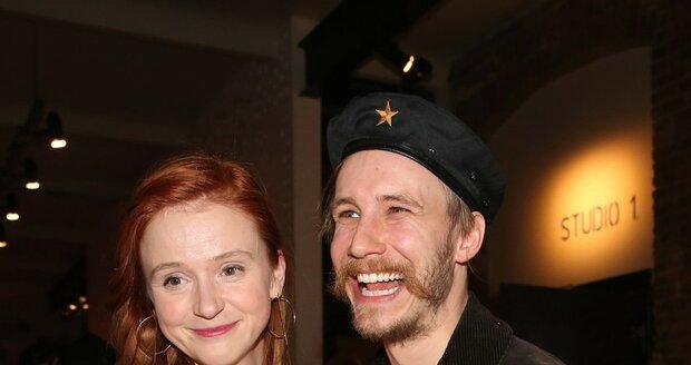 Milenci Marie Doležalová s Markem Zelinkou