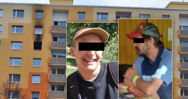 Přítelkyně Dana zavražděného při požáru v Jirkově: Slova plná bolesti!