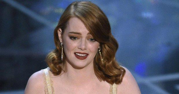 Emma Stone získala Oscara za nejlepší ženský herecký výkon v hlavní roli.
